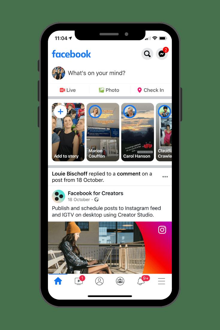 Facebook Stories Blog