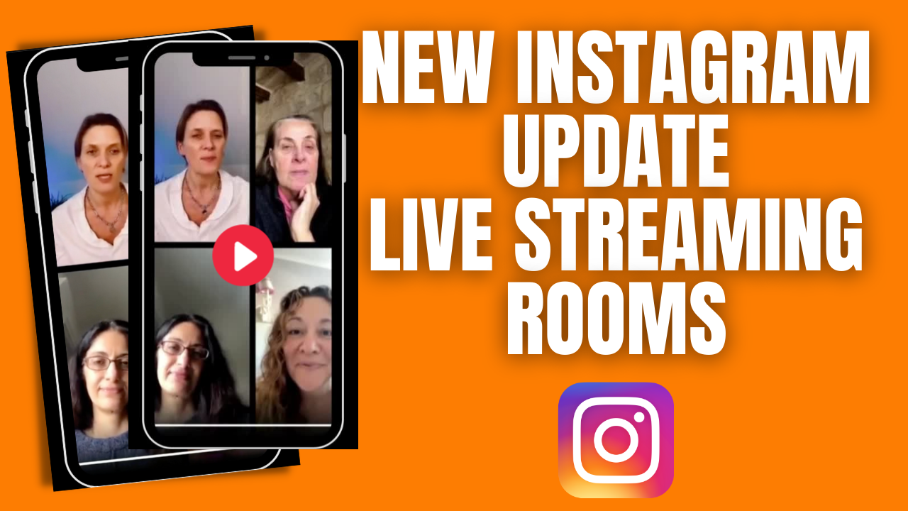 How to go live in instagram rooms